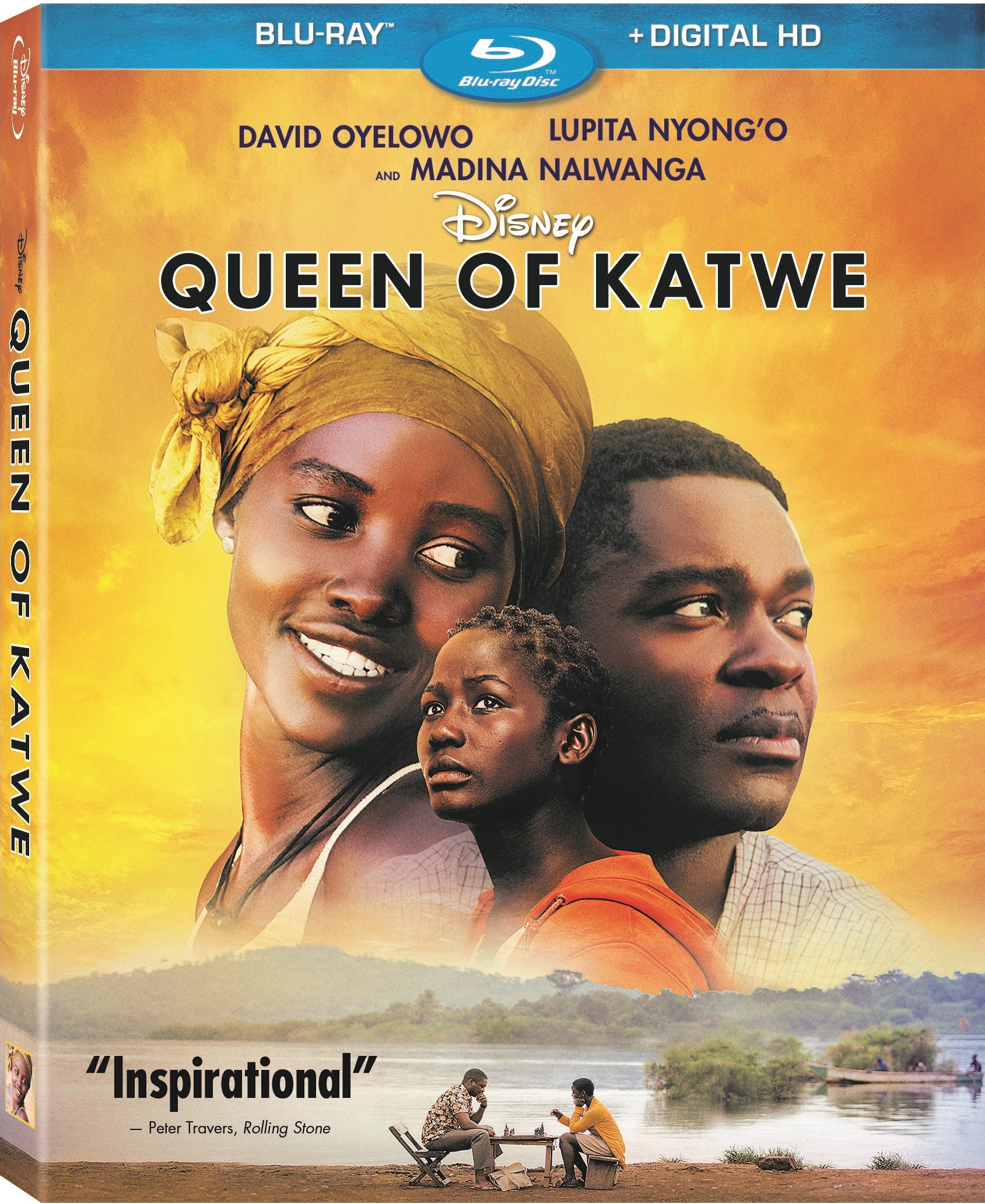 Queen of Katwe Blu-ray Review