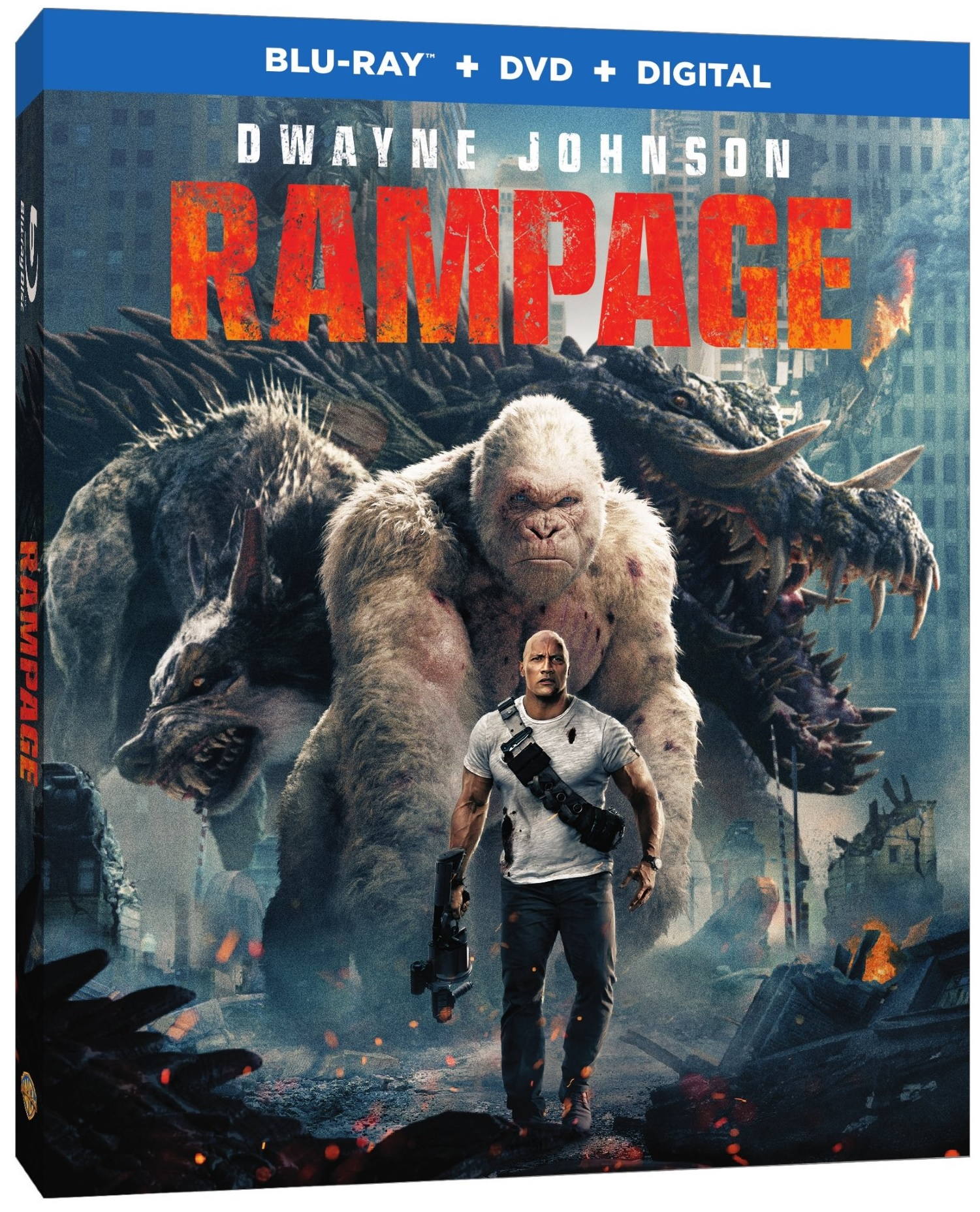 Rampage Blu-ray Review