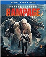 RampageUprising(Blu-ray + DVD + Digital HD)