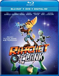 Ratchet And Clank Blu-ray