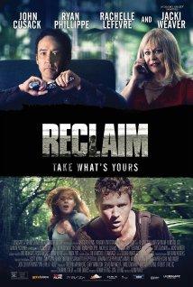 Reclaim (Blu-ray + DVD + Digital HD)