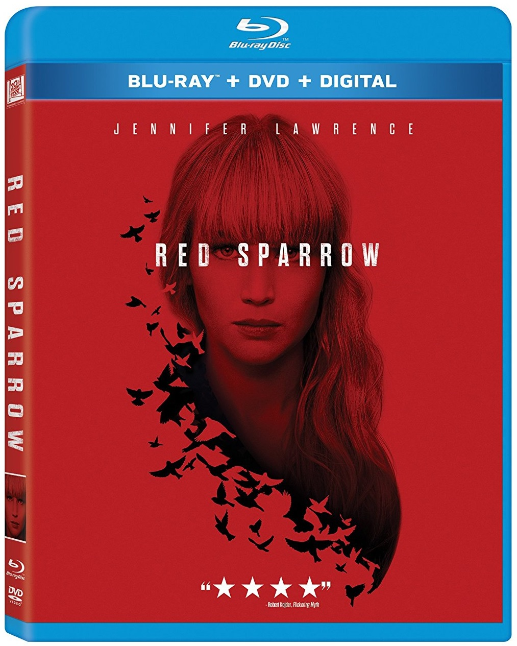 Red Sparrow Blu-ray Review