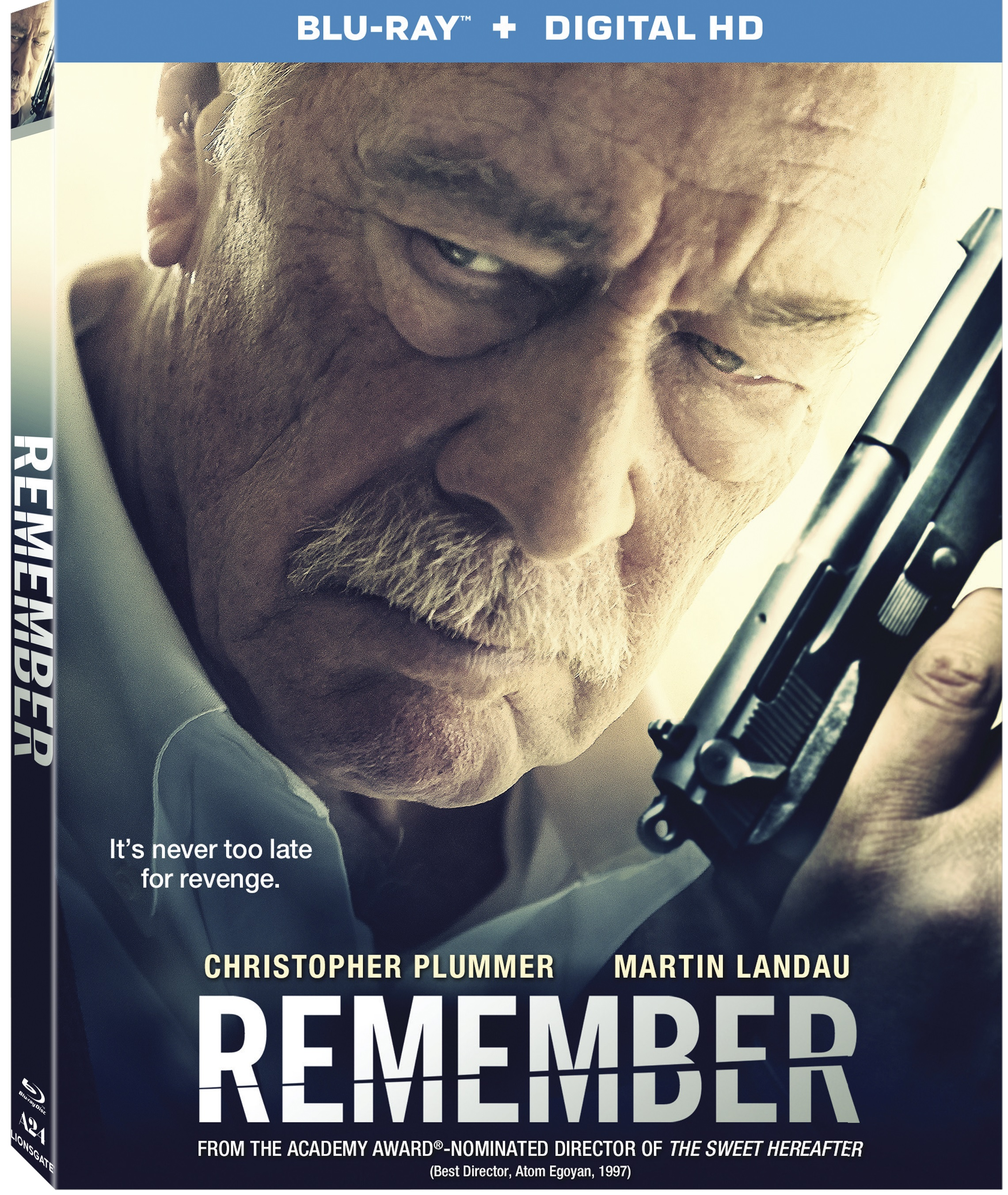 Remember DVD Review