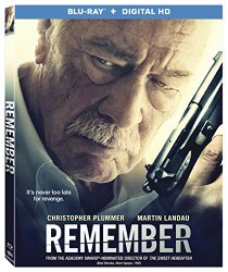 Remember Blu-ray Cover