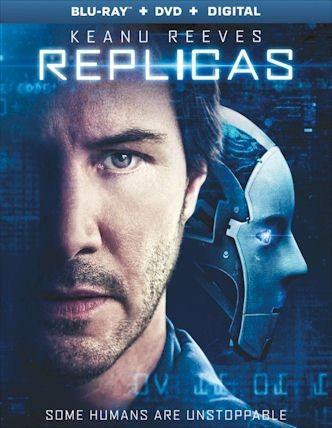 Replicas(Blu-ray + DVD + Digital HD)