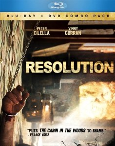 Resolution Blu-ray
