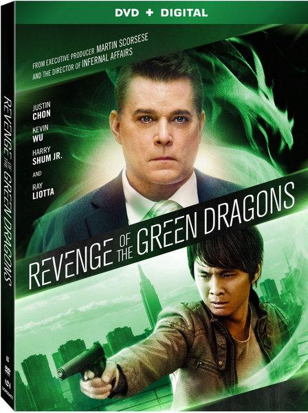 Revenge of The Green Dragons DVD Review