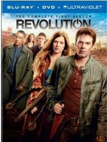 Revolution Season One Blu-ray