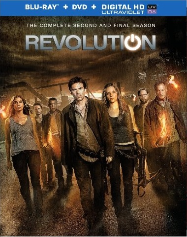 Revolution Season 2 [Blu-ray]