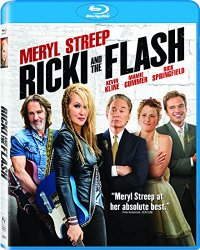Ricki and The Flash Blu-ray Cover