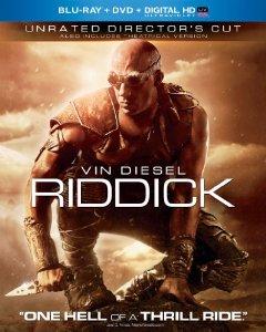Riddick tBlu-ray