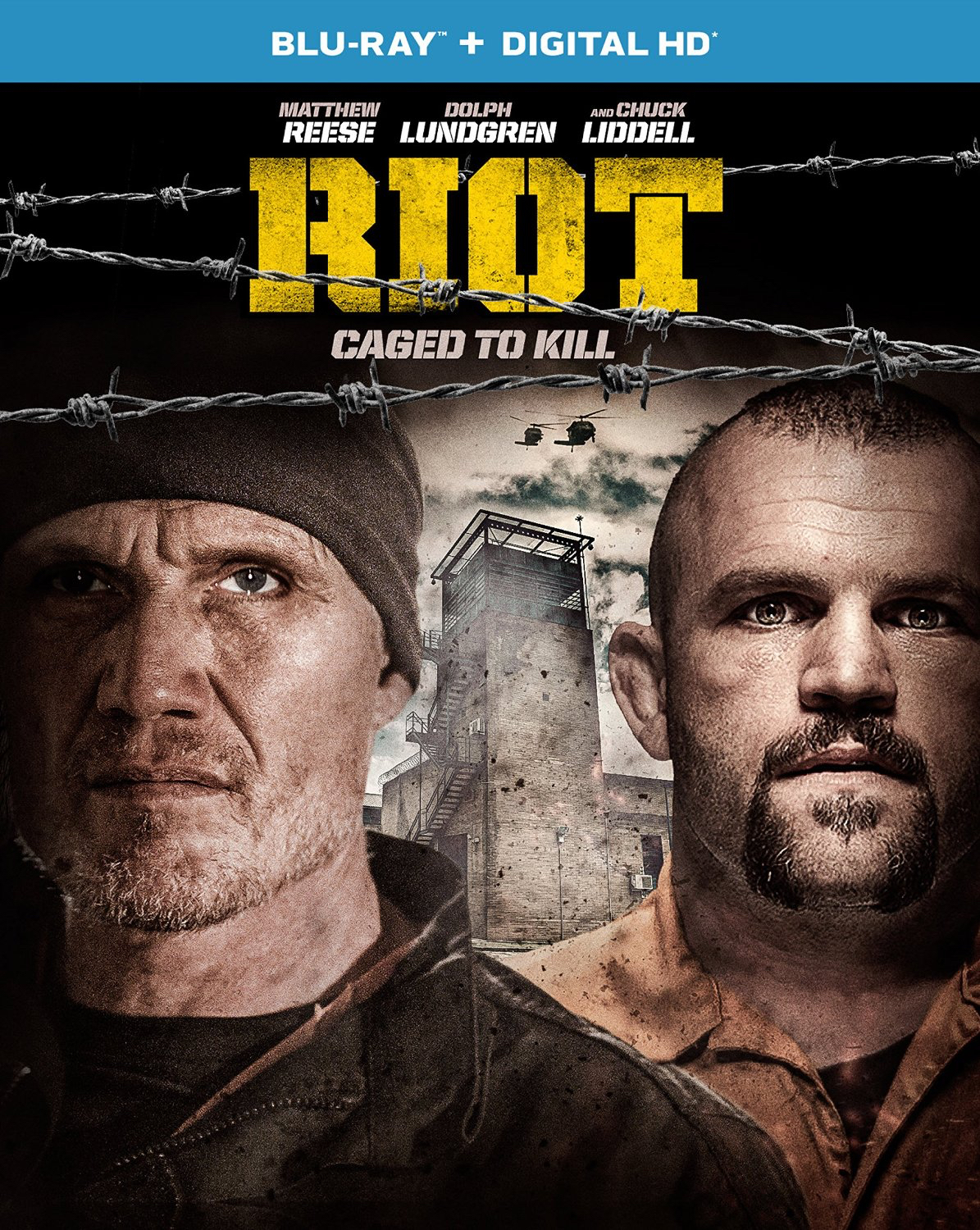 Riot Blu-ray Review