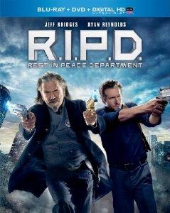 R.I.P.D. Blu-ray