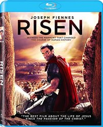 Risen Blu-ray Cover