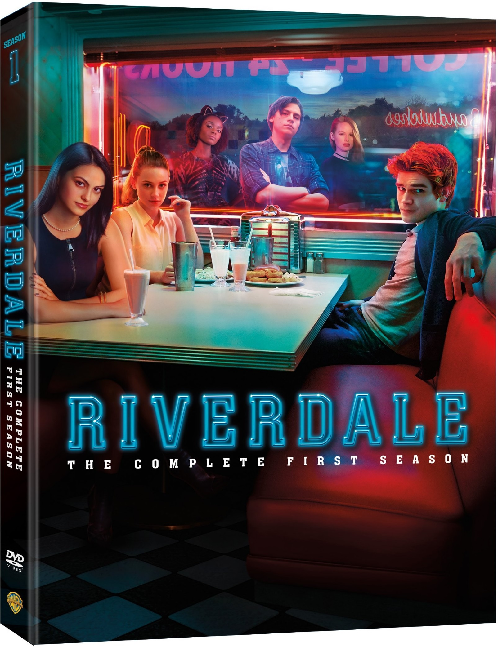 RIVERDALE SEASON ONE OPTION DVD