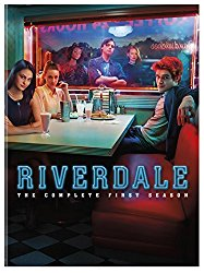 Riverdale Season 1 (Blu-ray + DVD + Digital HD)