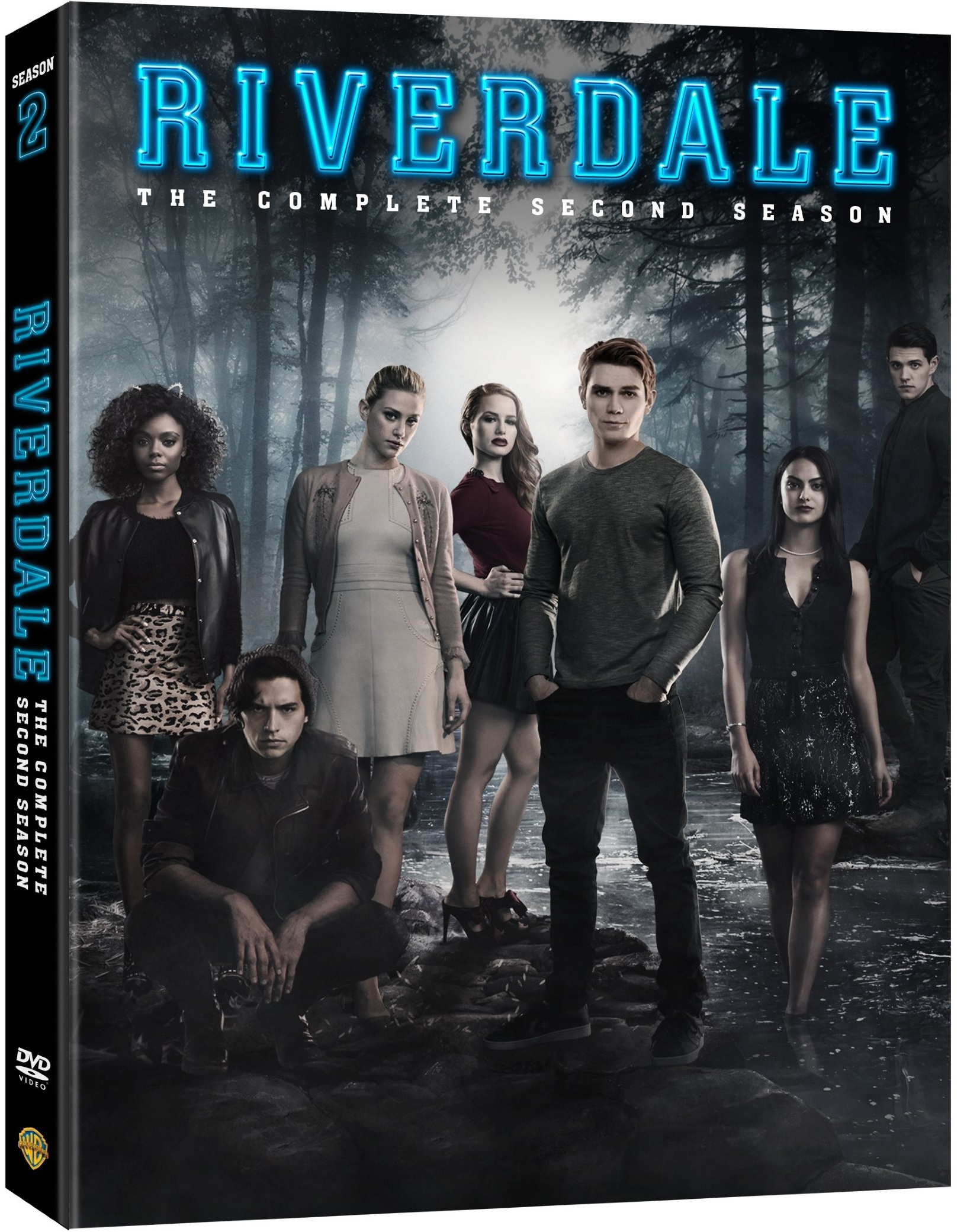 RIVERDALE SEASON TWO DVD