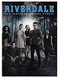 Riverdale Season 2 (Blu-ray + DVD + Digital HD)