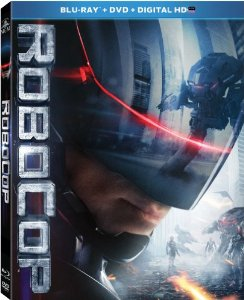 Robocop (Blu-ray + DVD + Digital HD with UltraViolet)