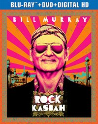 Rock The Kasbah Blu-ray Cover