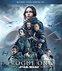 Rogue One (Blu-ray + DVD + Digital HD)