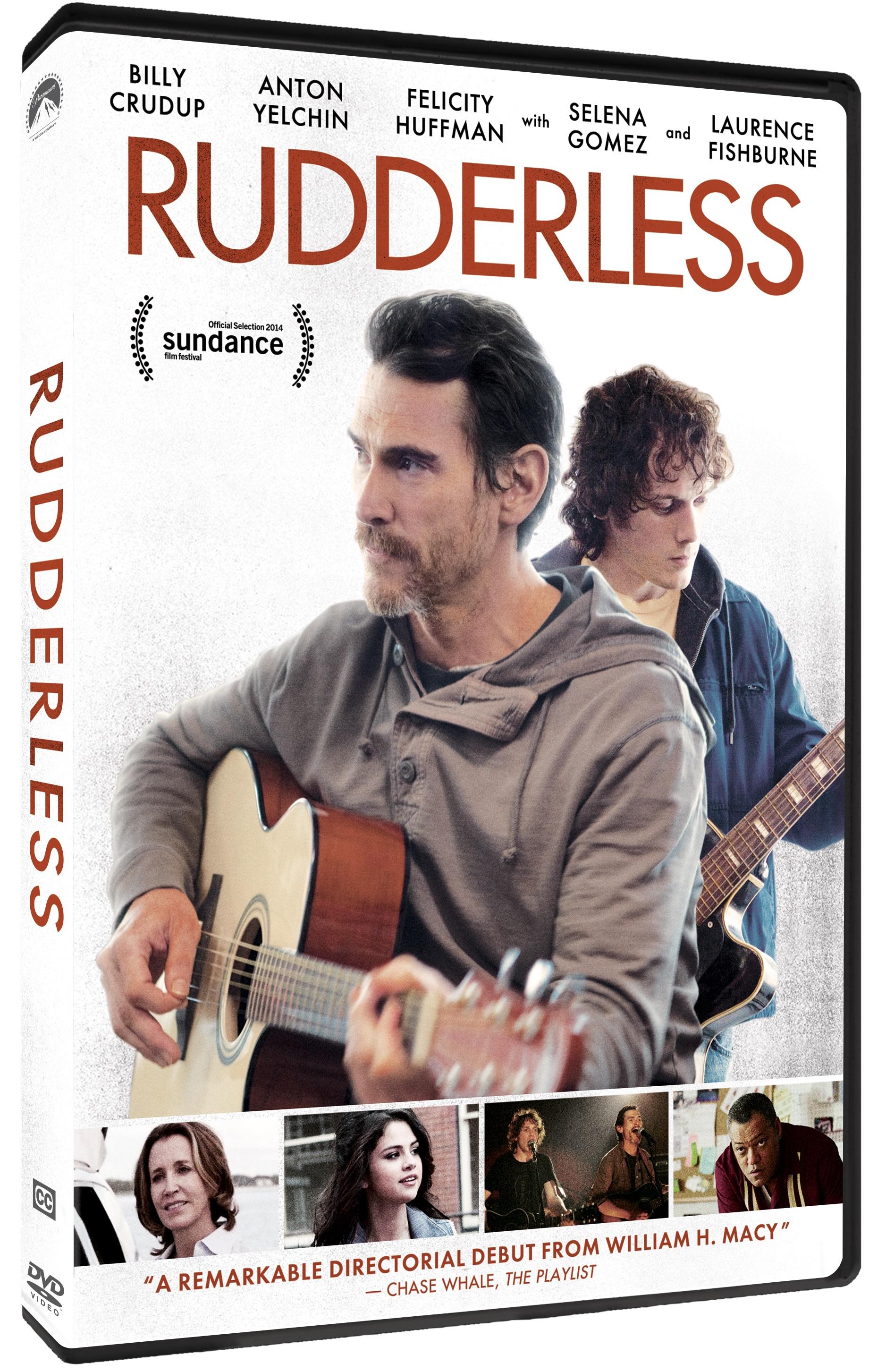 Rudderless DVD Review