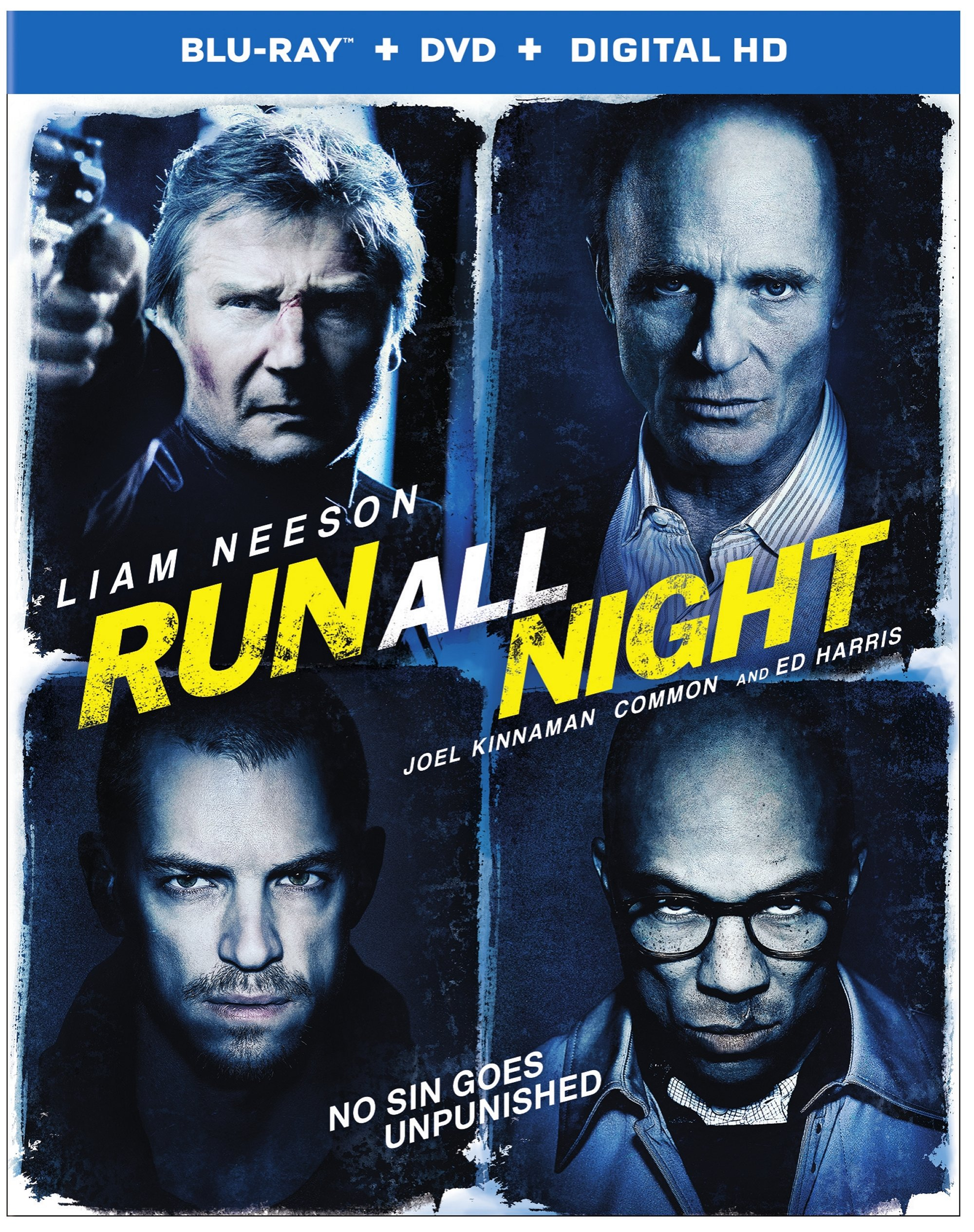 Run All Night Blu-ray Review