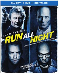Run All Night (Blu-ray + DVD + Digital HD)