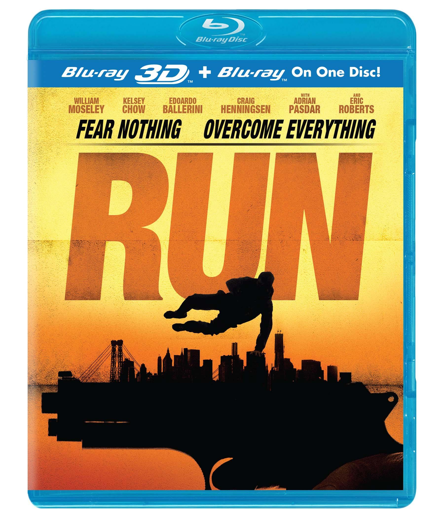 Run Blu-ray Review