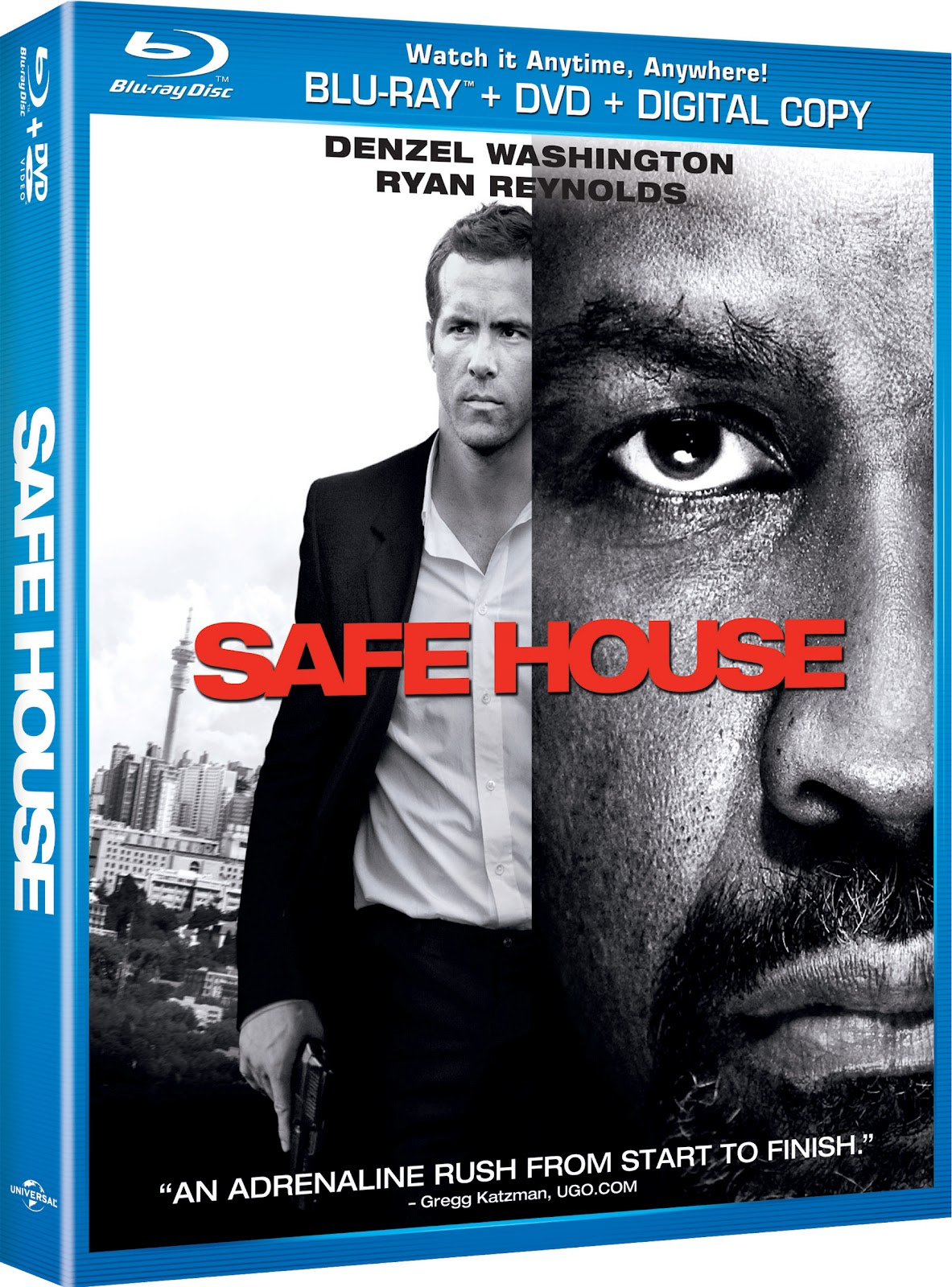SAFE HOUSE Blu-ray and DVD Release Date «