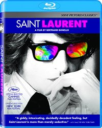 Saint Laurent Blu-ray Cover