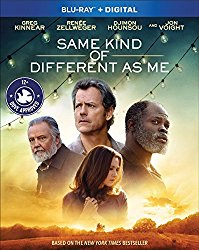 Same Kind of Different As Me (Blu-ray + DVD + Digital HD)
