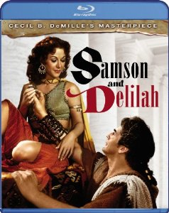 Samson and Delilah Blu-ray Release