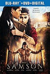 Samson  (Blu-ray + DVD + Digital HD)