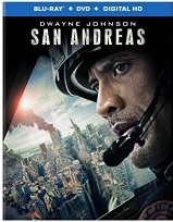 San Andreas (Blu-ray + DVD + Digital HD)