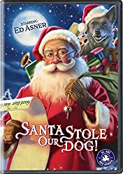 Santa Stole Our Dog (Blu-ray + DVD + Digital HD)
