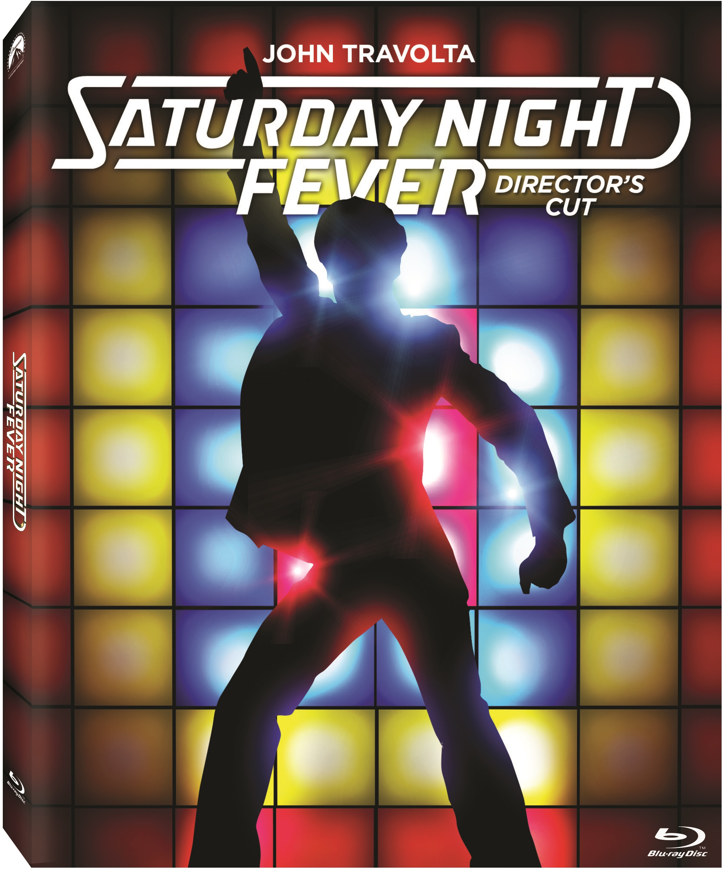 SATURDAY NIGHT FEVER Blu-ray