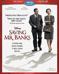 Saving Mr Banks Blu-ray Release
