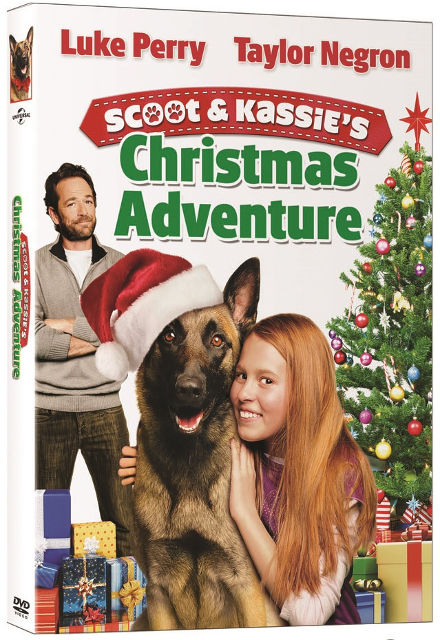 Scoot & Kassie's Christmas Adventure DVD Review