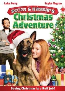 Scoot & Kassie's Christmas Adventure DVD