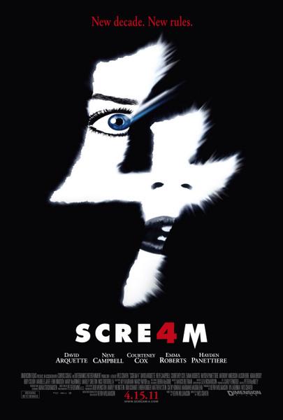 Movie Review: Scream 4
