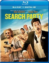 Search Party Blu-ray Cover