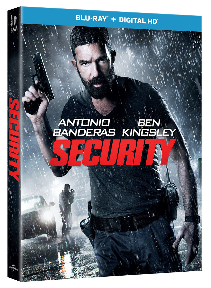 Security Blu-ray Review