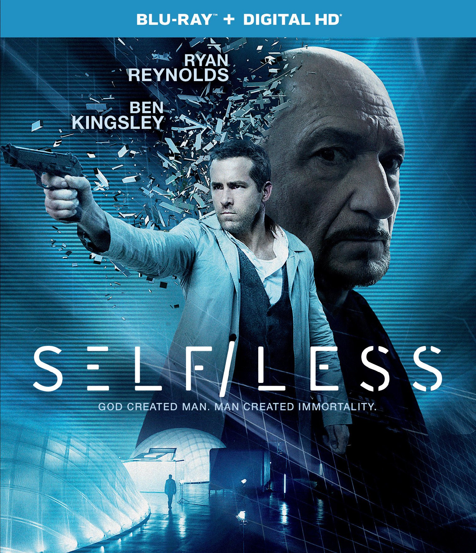Self/Less Blu-ray Review