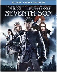 Seventh Son(Blu-ray + DVD + Digital HD)