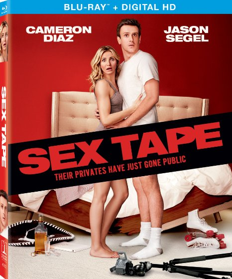 Sex Tape (Blu-ray + DVD + Digital HD)