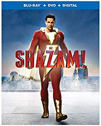 Shazam (Blu-ray + DVD + Digital HD)