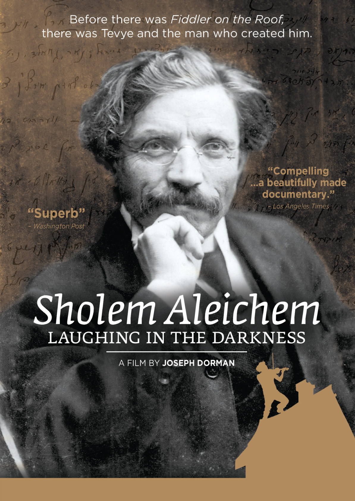 Sholem Aleichem Laughing In The Darkness Dvd Review