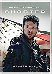 Shooter Season 1 (Blu-ray + DVD + Digital HD)