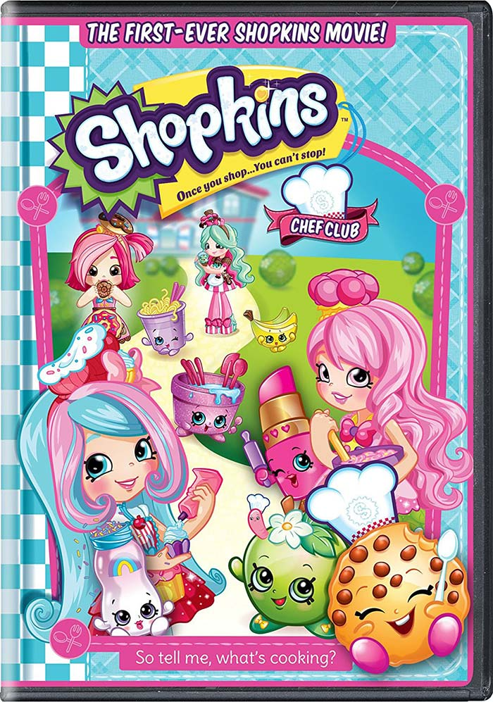 Shopkins DVD Review